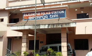 Looters arrested in Rajgangpur