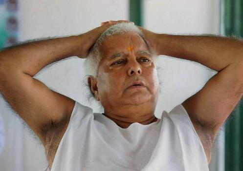 Row over report of presence of Lalu 'aides' in jail