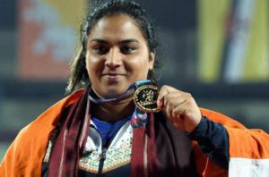 Shot putter Manpreet Kaur tests positive for dope test