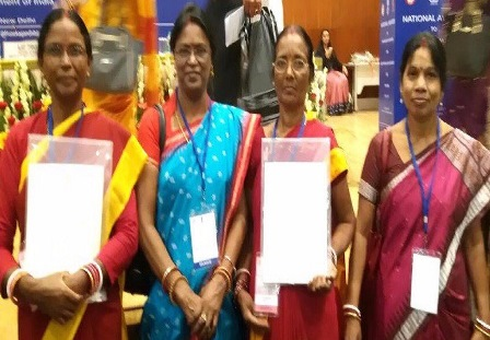2 Anganwadi workers from state receive National Level Award
