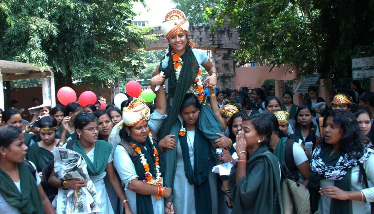 Ramadevi Women's College Election