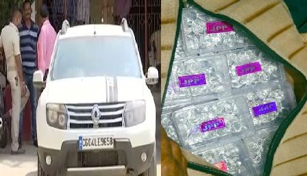 Silver worth Rs 1 crore seized in Sambalpur