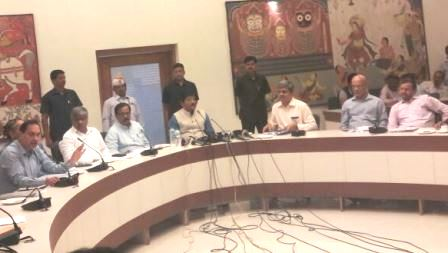 Odisha Cabinet approves 11 projects