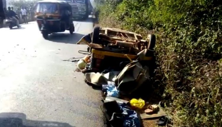 4 killed, 5 injured in road accident in Odisha