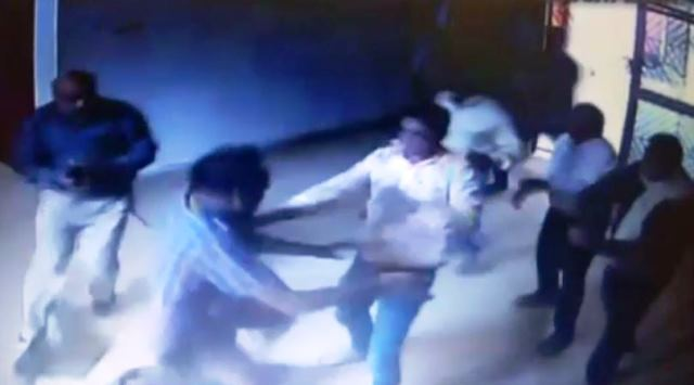 Odisha Youth detained for assaulting Tehsildar