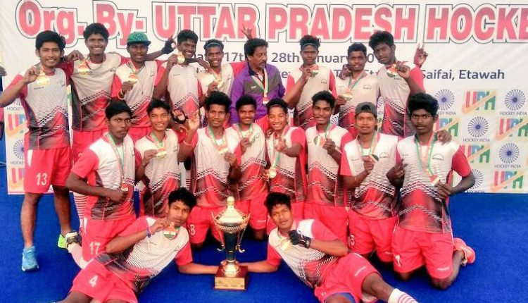 Odisha wins Sub-Junior National Hockey Championships