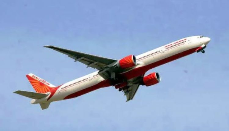 Bhubaneswar-Mumbai Air India Flight Makes Emergency Landing At Raipur Airport
