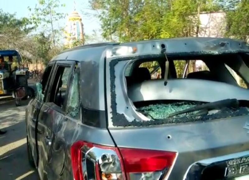 Odisha Labour Minister's brother attacked; 3 arrested