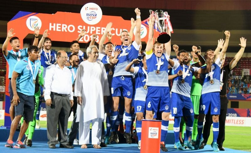 Sunil Chhetri guides BFC to title