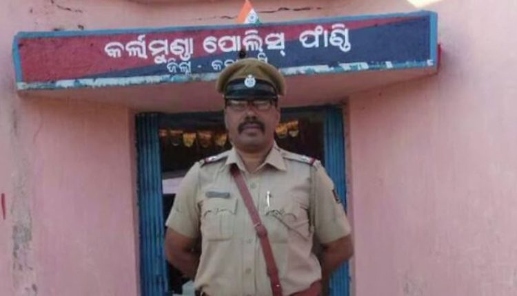 Police officer arrested on bribery charges in Odisha