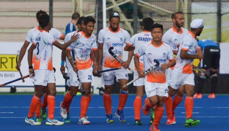 6 Odia players among 48 players for FIH Champions Trophy camp