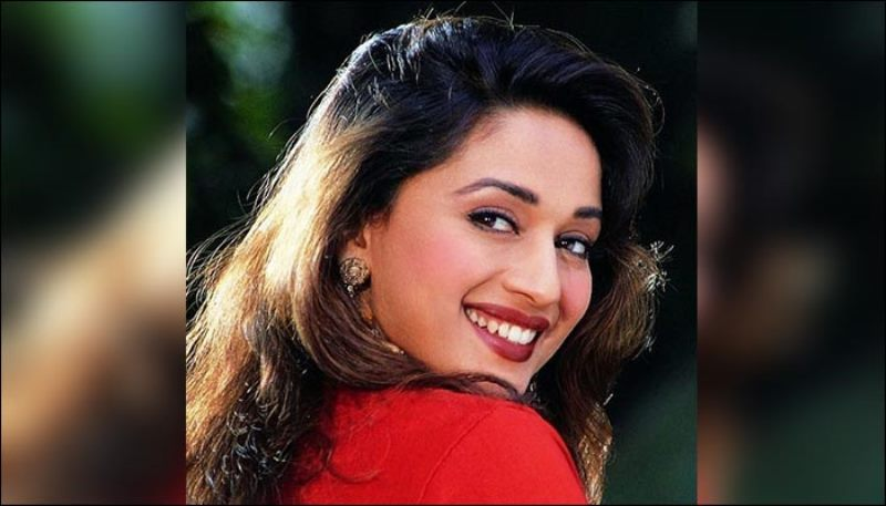 It will be a working birthday for Madhuri Dixit