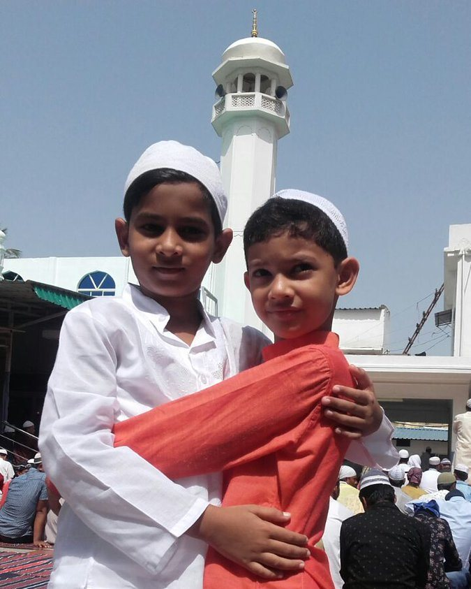 Eid al-Fitr celebrated with fervor all over India