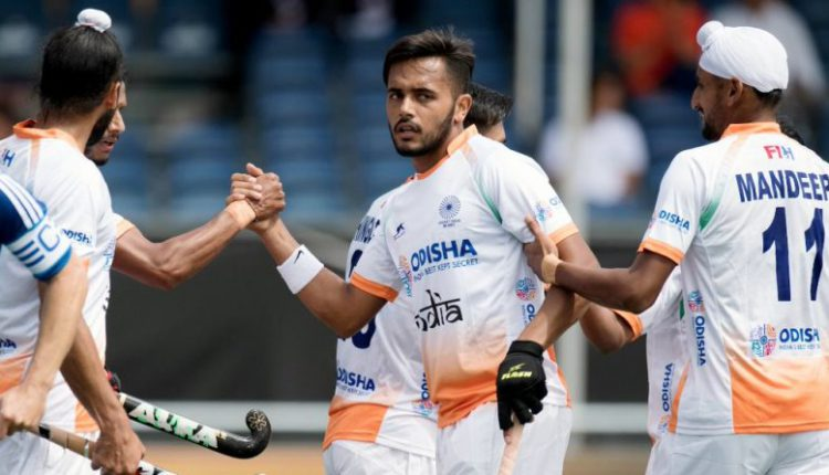India beat Argentina 2-1 in Champions Trophy-2018