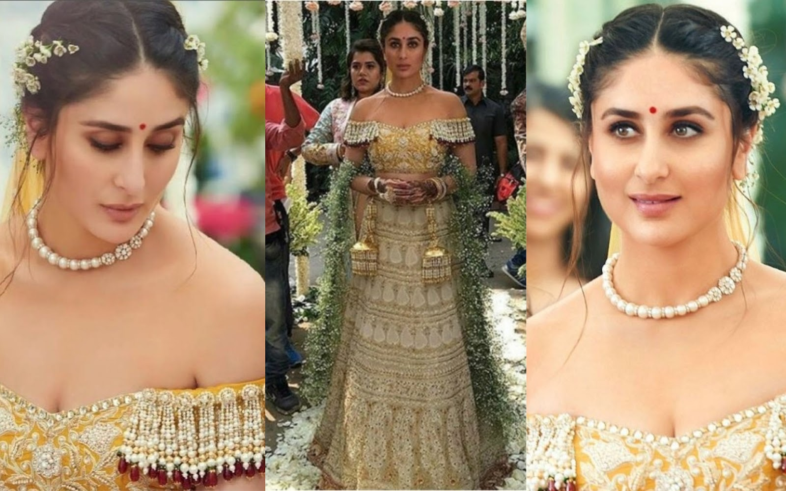 Kareena Kapoor Khans Bridal Outfit From Veere Di Wedding Is
