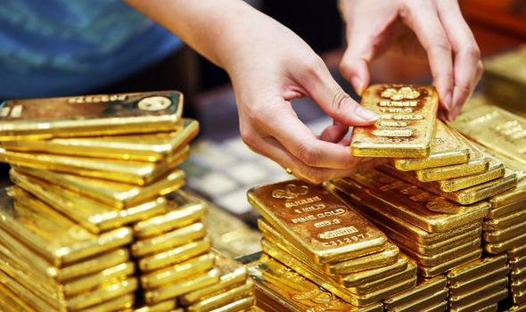 Gold Prices shoot up