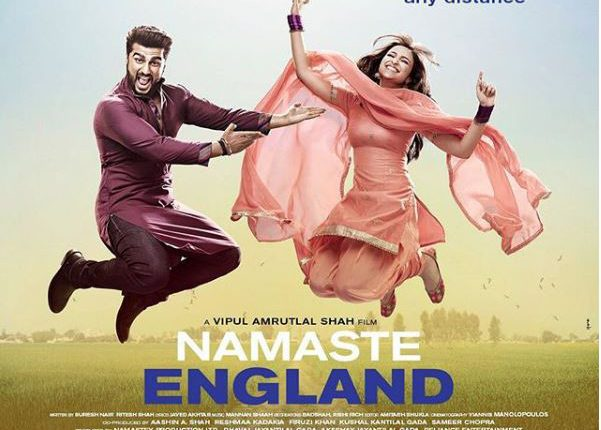 Namaste England's trailer released