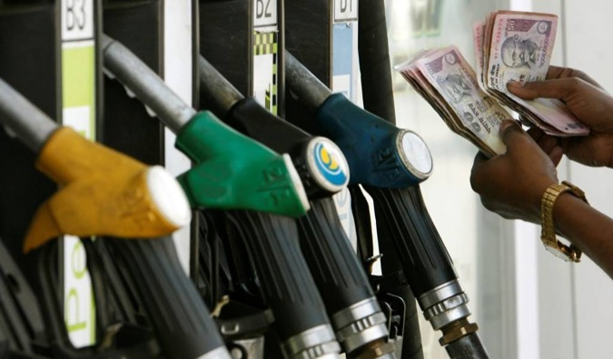 Petrol and diesel prices hiked for 3rd day in a row