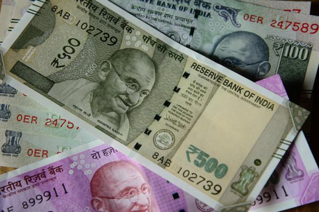 Indian Rupee at 71.56 against Dollar