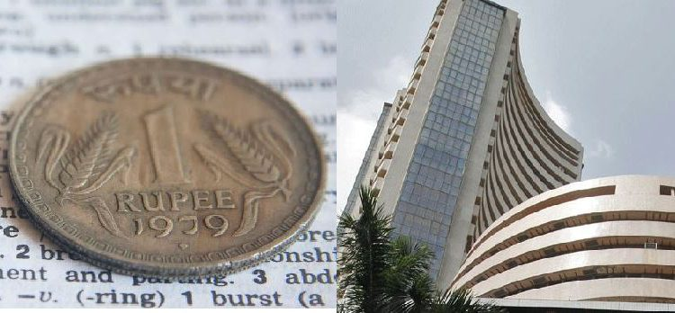 Rupee Rises 8 Paise Against Dollar, Sensex Up By 358 Points