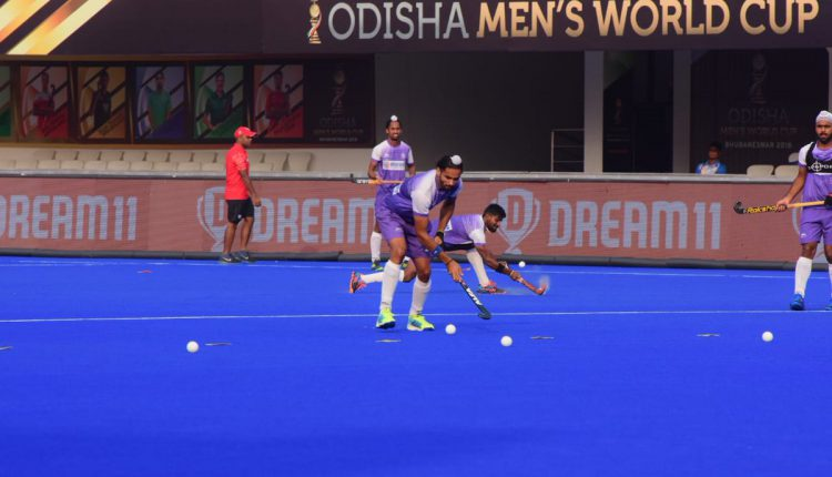 Kalinga Hockey Stadium In Odisha Capital To Host Olympic Qualifiers