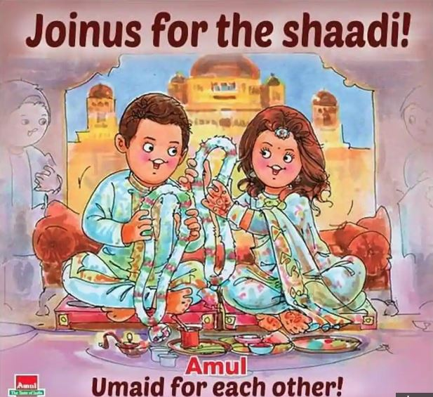 Amul's-Tribute-To-Nick-Priyanka-Wedding-Is-To-Cute-To-Be-Missed