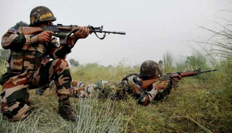 Pakistan Violates Ceasefire At Poonch, Heavy Firing At LoC