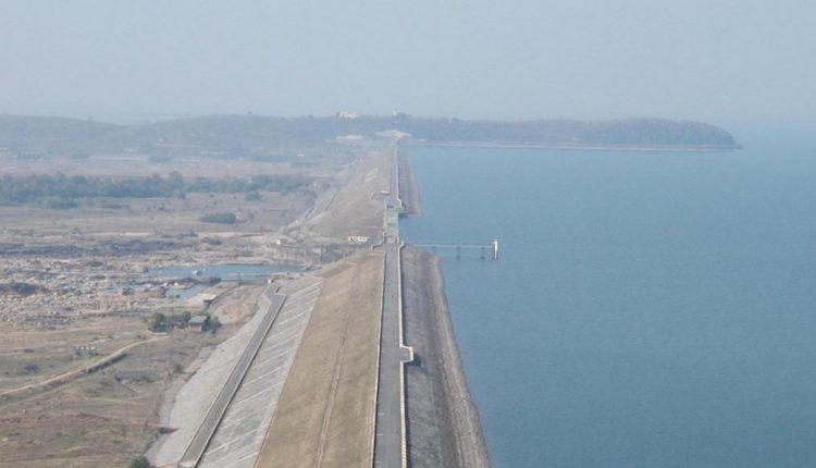 Control Room Of Hirakud Dam Starts Functioning Today