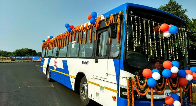 Ridership Of Mo Bus Service Crosses One Lakh