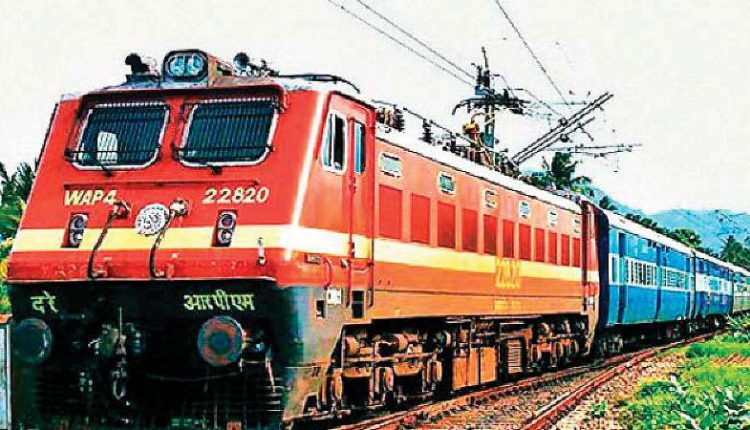 Indian Railways Cancels Train For Modernisation Work