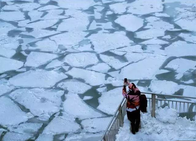 Polar Vortex Disrupts life in Midwest US