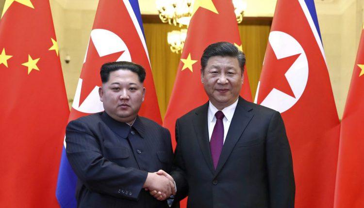 Kim Jong Un Visits China To Meet Prez Xi Jinping