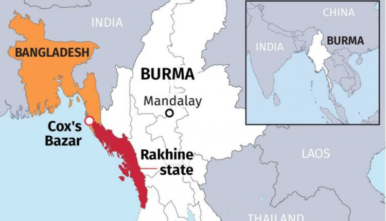 Rakhine Rebels Kills 13 Police Officers In Myanmar