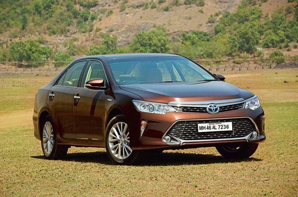 Toyota Camry 2019 To Be Launched In India This Month