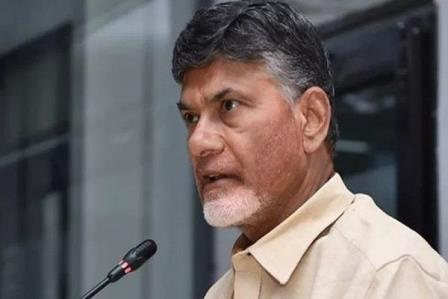 Chandrababu Naidu Observes Day Long Fast Over Special Category Status To AP