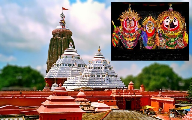 Mysteries associated with Sri Jagannath's Sri Mandir