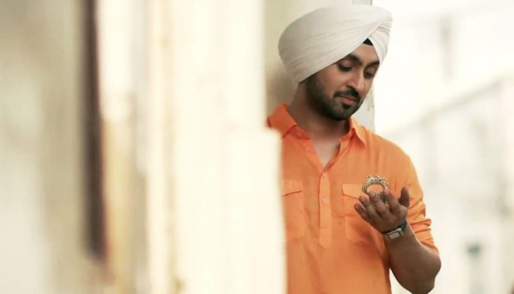 Diljit Dosanjh May Feature In A South Film Soon