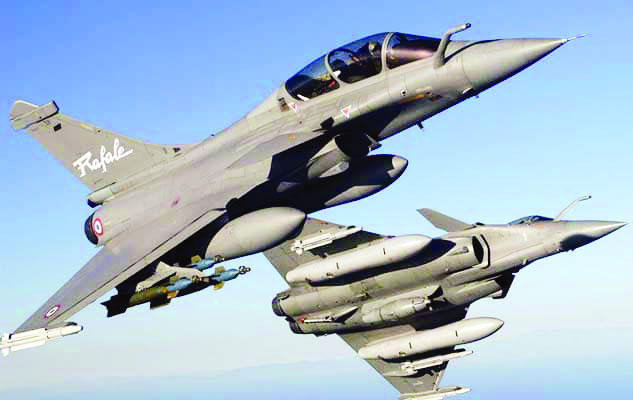 Govt drops anti-corruption conditions on rafale deal: True or False