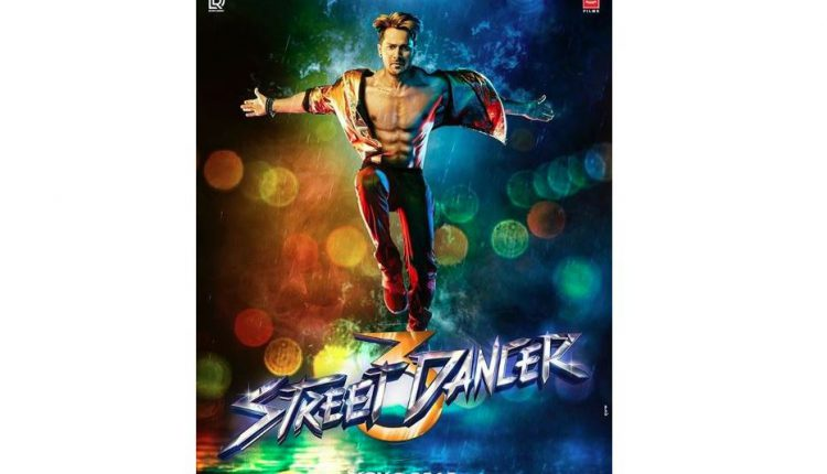 Varun Dhawan Shares First Look From Remo D'Souza's 'Street Dancer'