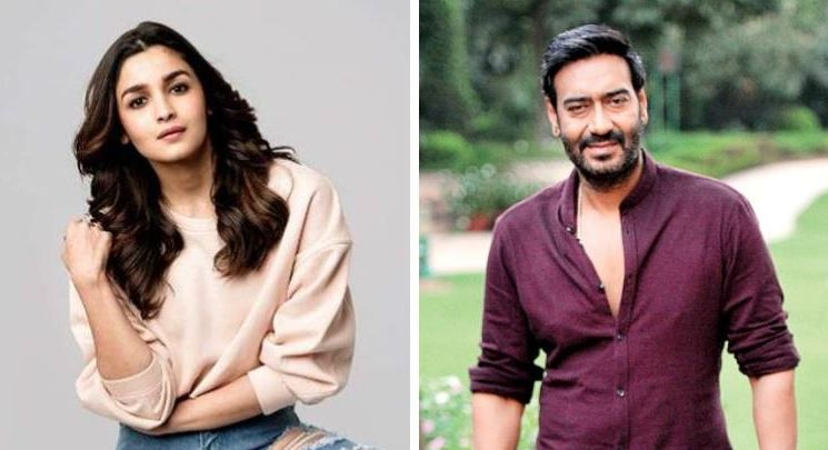 After Alia Bhatt, Ajay Devgn Joins Starcast Of SS Rajamouli's Next