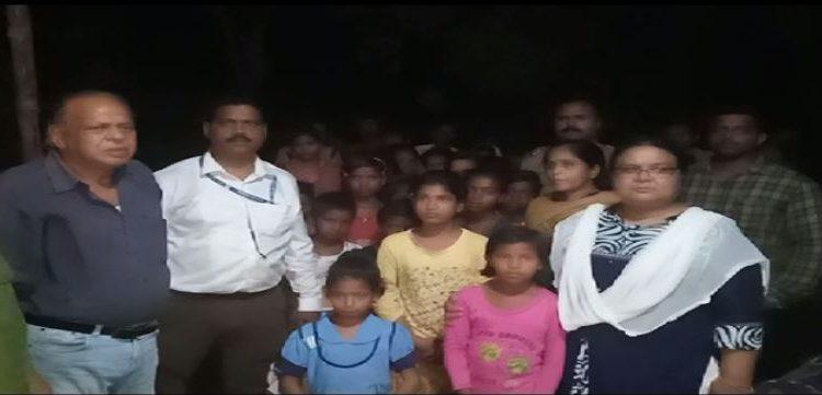 CWC raids Choudwar Good News Shelter home, Rescues 42