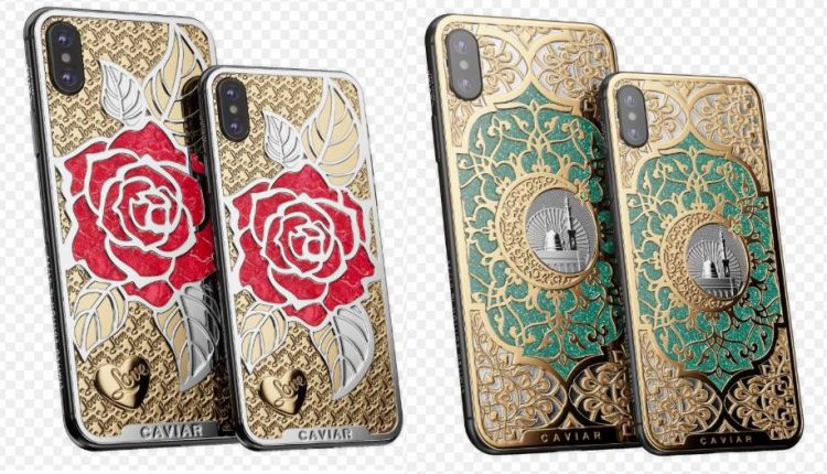 Russian Brand Caviar Selling Most Expensive, Customised iPhones For Rs 4.5 Lakh