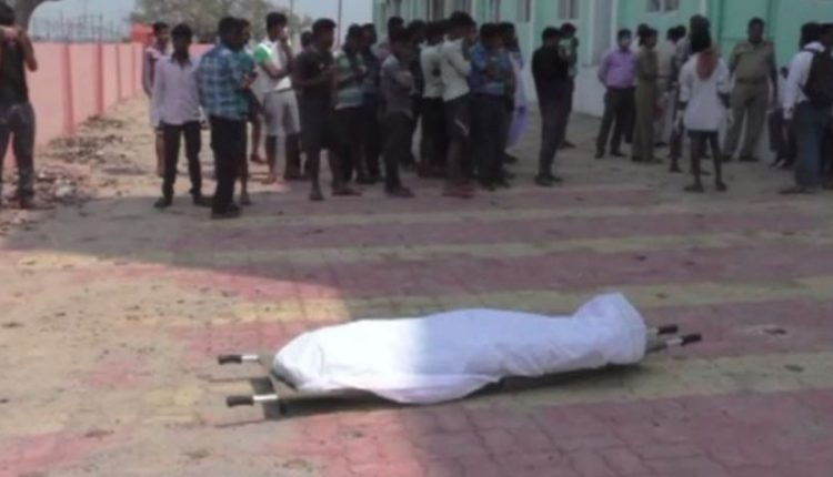 Body Of Youth Found Hanging At Jakhapura In Jajpur