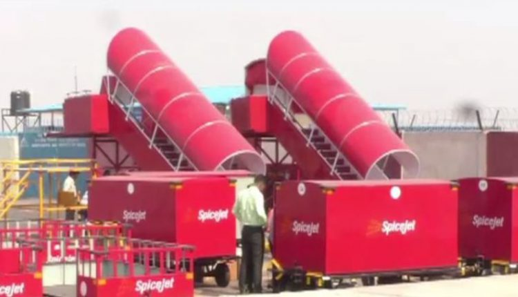 Flight services by SpiceJet to resume from Jharsuguda Airport