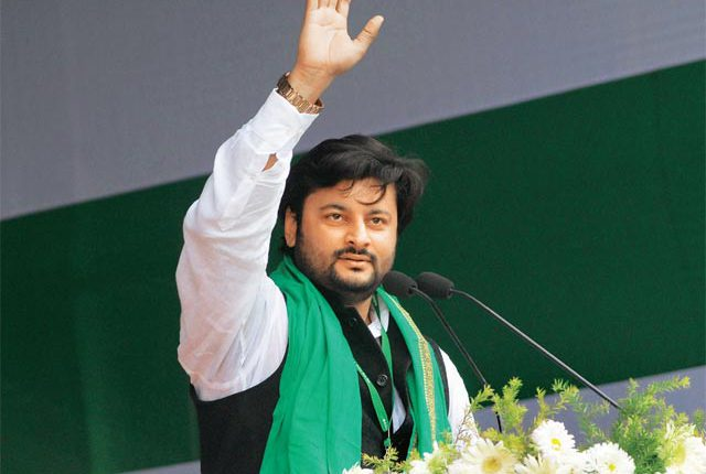 Matter Between Kendrapara MP And BJD Student Leader Can Be Settled Amicably, Says BJD Cuttack President