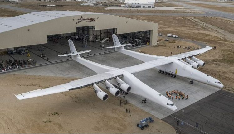 World's largest plane completes successful flight
