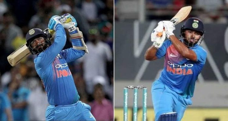 Dinesh Kartik or Rishabh Pant: Debate over 2nd wicket keeper of Indian WC team continues