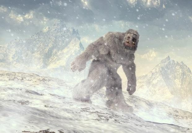 The mystery behind bizarre & Abominable Snowman- Yeti