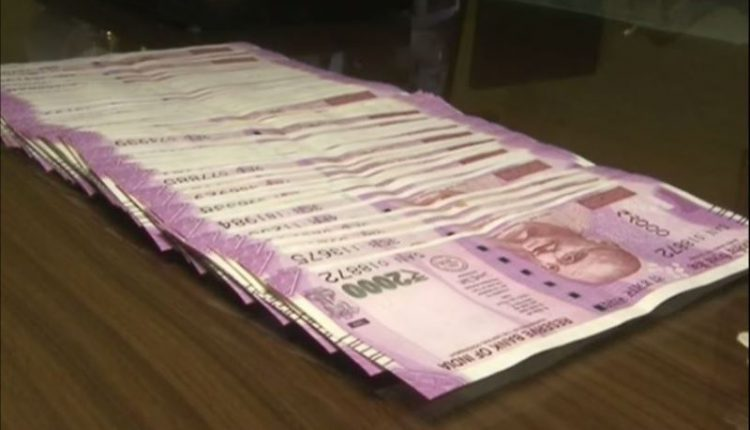 cash seized bhubaneswar