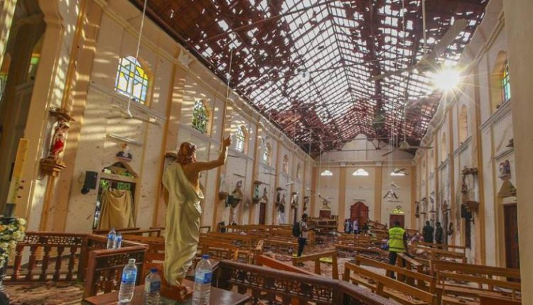 Suspended police chief, ex-Defence Secretary arrested in Sri Lanka Easter Sunday Bombing case